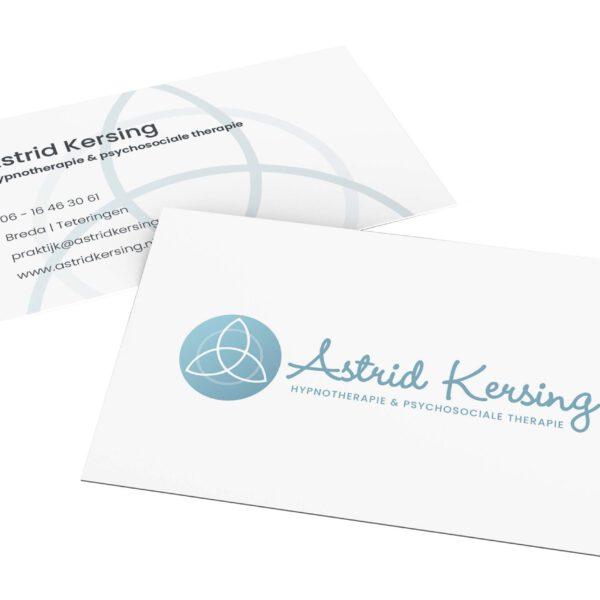 Logo en huisstijl Astrid Kersing